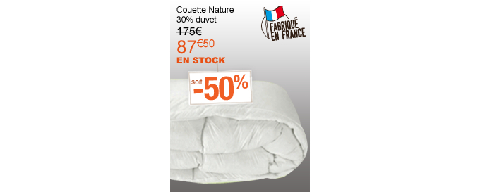 Couette nature