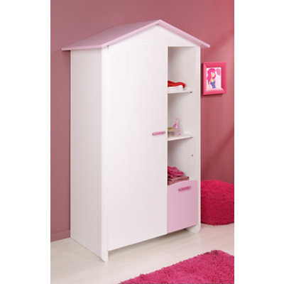 armoire fly rose. Black Bedroom Furniture Sets. Home Design Ideas